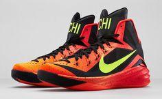 Second City: Nike Hyperdunk 2014 City CHI.