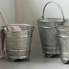 Moroccan Design, Moroccan Decor, Moroccan Bathroom, Moorish, Home Deco, Flower Pots, Diy And Crafts, Copper, Pattern