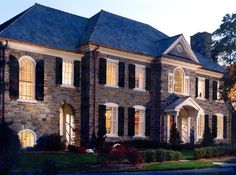 Stone House Exteriors Brick And Stone And Stone Homes On