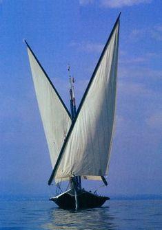 Le Savoie, barque du lac Léman