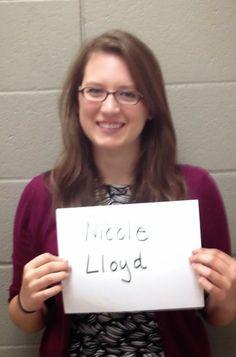 Tutor Spotlight: Nicole Lloyd | The Alphabet Avenue: ACE: A Community for Education Blog