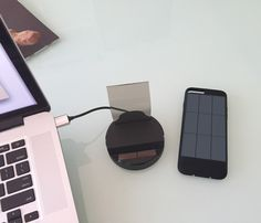 You never need to plug your iphone into anything to charge again. Say goodbye to the power cord! To know details about JUS, please visit https://www.kickstarter.com/projects/1404887175/jus-never-run-out-of-power-ever-again?ref=project_tweet
