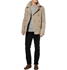 I want a peacoat soooo bad for this winter.
