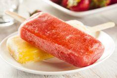 Fruity frozen yoghurt ice blocks via MyFamily.kiwi