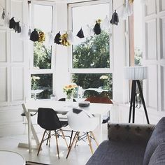 Interior inspiration: garlands