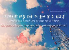 Korece güzel sözler - Yeppudaa