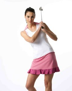 Slimming Compression Golf Skort from www.smashingonline.com