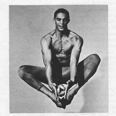 Born in Kingston, Jamaica, Clive Thompson began his dance career when he joined Ivy Baxter's Dance Company, Jamaica's first modern dance troupe. He studied traditional West Indian, modern dance and ballet. In 1960, he moved to California, and that same year, he received a scholarship to study at the Martha Graham School in New York City, and started dancing with Graham's company in 1961. From 1965 to 1967 he was a member of the Alvin Ailey American Dance Theater.