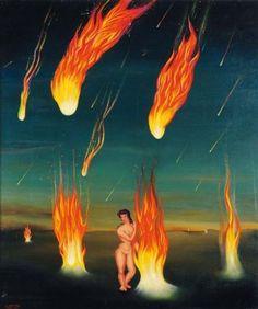 sisterwolf:Felix Labisse - Baptisme by fire (Le baptême du...