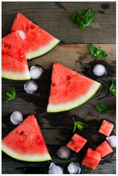 Wassermelone Saft