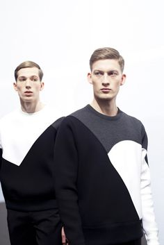 Modeconnect.com -  Monochrome menswear by Neil Barrett