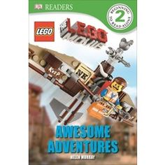 DK Readers: The LEGO Movie: Awesome Adventures by Helen Murray (Paperback)