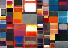 Mark Rothko Collection IV (color field)