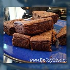 Healthy Recipe Blog Carnival: Coconut Chia Protein Brownie