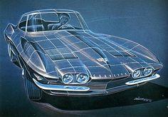 Corvette - Larry Shinoda
