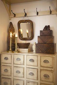 Moroccan cupboard   Marrokaanse laaikas