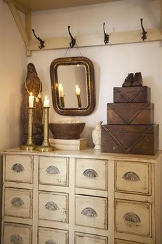 Moroccan cupboard | Marrokaanse laaikas