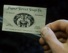 Which Fictional Company Should You Work For I GOT THE PAPER STREET SOAP COMPANY!