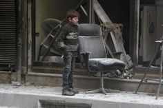 #صورة_من_الأخبار Streets of Aleppo | Reuters.com