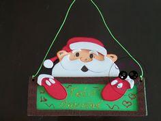 Cosí Cosá: Adorno navideño para puerta de entrada