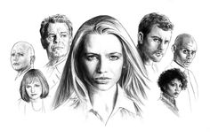Fringe fan art | FRinge Cast - Fringe Fan Art (16563004) - Fanpop fanclubs
