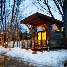 23 Cozy Winter Lodges. Cabin IdeasJackson Hole ...