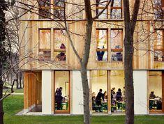 Galería de Centro Educativo en La Legión de Honor / Belus & Hénocq Architectes - 9