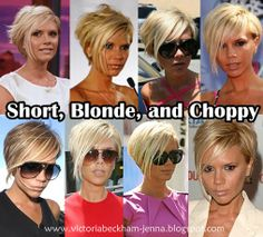Victoria Beckham Style: The Many Different Hairstyles of Victoria Beckham