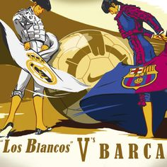 Real Madrid vs Barcelona...el clasico mañana!! La Liga es blanco! Hala Madrid!