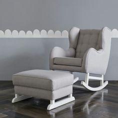 Hobbe rocking chair.