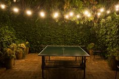 Ping Pong table by Jacuzzi