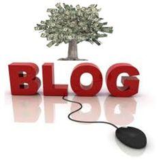 How to make money blogging.
