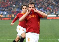 2011/2012 Roma-Bologna Miralem Pjanic, Rodrigo Taddei