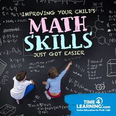 Improving Your Child's Math Skills Just Got Easier - Homeschool Giveaways Writing Practice Worksheets, Math Resources, Math For Kids, Fun Math, Math Fact Fluency, Special Needs Students, How To Start Homeschooling, Math Help, Basic Math
