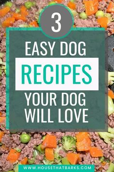 Dog Accessories To Make 3 Easy Vet Approved Homemade Dog Food Recipes food recipes dog food.Dog Accessories To Make 3 Easy Vet Approved Homemade Dog Food Recipes food recipes dog food Make Dog Food, Best Dog Food, Pet Food, Homemade Dog Treats, Healthy Dog Treats, Doggie Treats, Best Homemade Dog Food, Dog Treat Recipes, Dog Food Recipes