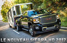 Le pick-up performant GMC Sierra HD mis à jour.