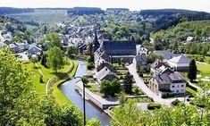 Ardennen: 1-3 nachten met ontbijt Most Beautiful, Beautiful Places, Flatscreen, Ardennes, Wellness Spa, Commerce, Travel Themes, Rafting
