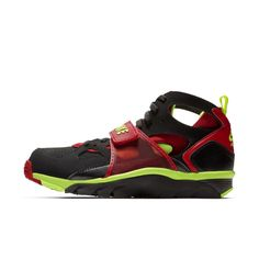 pretty nice d8db1 4a00c Nike Air Trainer Huarache Men s Shoe Size 7 (Black)