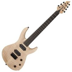 Jackson USA Select B7 7-String Electric Guitar Jackson have joined the 7-String revolution with the B7. This guitar is loaded with DiMarzio Pickups and features a 27 Scale Length. Ideal for Metal of all types the USA Select series is set to contin http://www.MightGet.com/january-2017-11/jackson-usa-select-b7-7-string-electric-guitar.asp