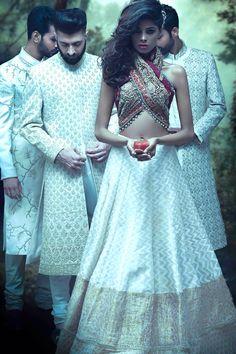 Naushemian, The Forbidden Fruit, F/W 2015 - High Fashion Pakistan