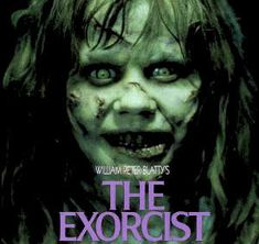"THE EXORCIST - ""Tubular Bells"" is the scariest music arrangement ever made. We hear it and we're the scaredy cat equivalent of Pavlov's Dog – the Satan bells ring, and we tense up, scream and piss our everythings. More than once. And then cry ourselves to sleep with one eye open."