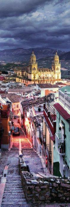 ANDALUCÍA / SPAIN - Jaen, Spain