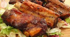 le costine in salsa barbecue sono un secondo molto americano ormai diffusissimo anche qui in Italia. una ricetta facile e infallibile
