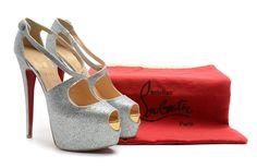 $138 for Christian Louboutin Slingbacks. Buy Now! http://hellodealpretty.com/Christian-Louboutin-Slingbacks-productview-157160.html #Slingbacks #Christian_Louboutin