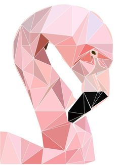 This wedding cake combines our favorite unicorn desserts into a magical masterpiece - Pink Birthday Cake Ideen Flamingo Wallpaper, Pink Wallpaper, Wallpaper Backgrounds, Iphone Wallpaper, Geometric Wallpaper Iphone, Image Bougie, Polygon Art, Geometric Art, Cute Wallpapers