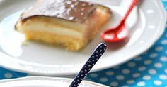 Ώρα για ΤΟ γλυκό! Υλικά 1 κούπα αλεύρι 1 κούπα ζάχαρη 5 αβγά 1 baking powder 2 βανίλιες 2 κ.σ. νερό για την κρέμα 2 1/2 λίτρα γάλα 1 1/4 κού...
