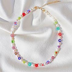 Bead Jewellery, Beaded Jewelry, Handmade Jewelry, Beaded Bracelets, Cute Jewelry, Jewelry Crafts, Jewlery, Funky Jewelry, Hippie Jewelry