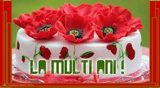 Birthday Greetings, Happy Birthday, Birthday Cake, Happy Aniversary, An Nou Fericit, Happy B Day, Holidays And Events, Fruit, Desserts
