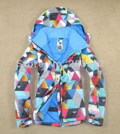 Free shipping 2012 womens snowboarding jacket best skiing clothing for women ski suit girls anorak parka chromatic puzzle on AliExpress.com. $110.00