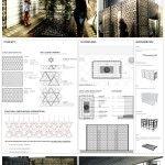 Sukkahville 2014: Shield of David By: Taller David Dana Arquitectura (David Dana, Ivan Garcia, Ygal Maya, Juan Castañeda, Francisco Lopez) Mexico City